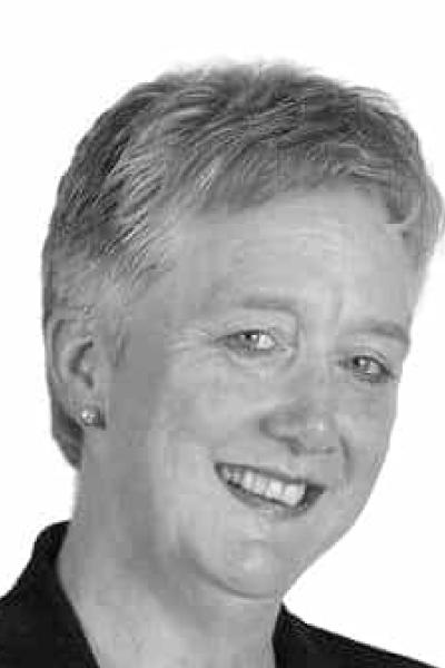Dame Maggie Farrar
